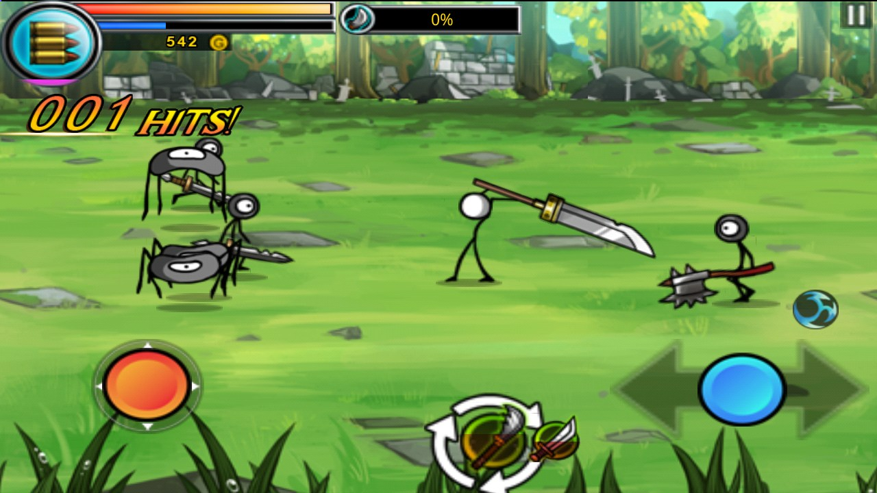 Cartoon Wars: Blade for Android - Version 1.0.0 | Free ...