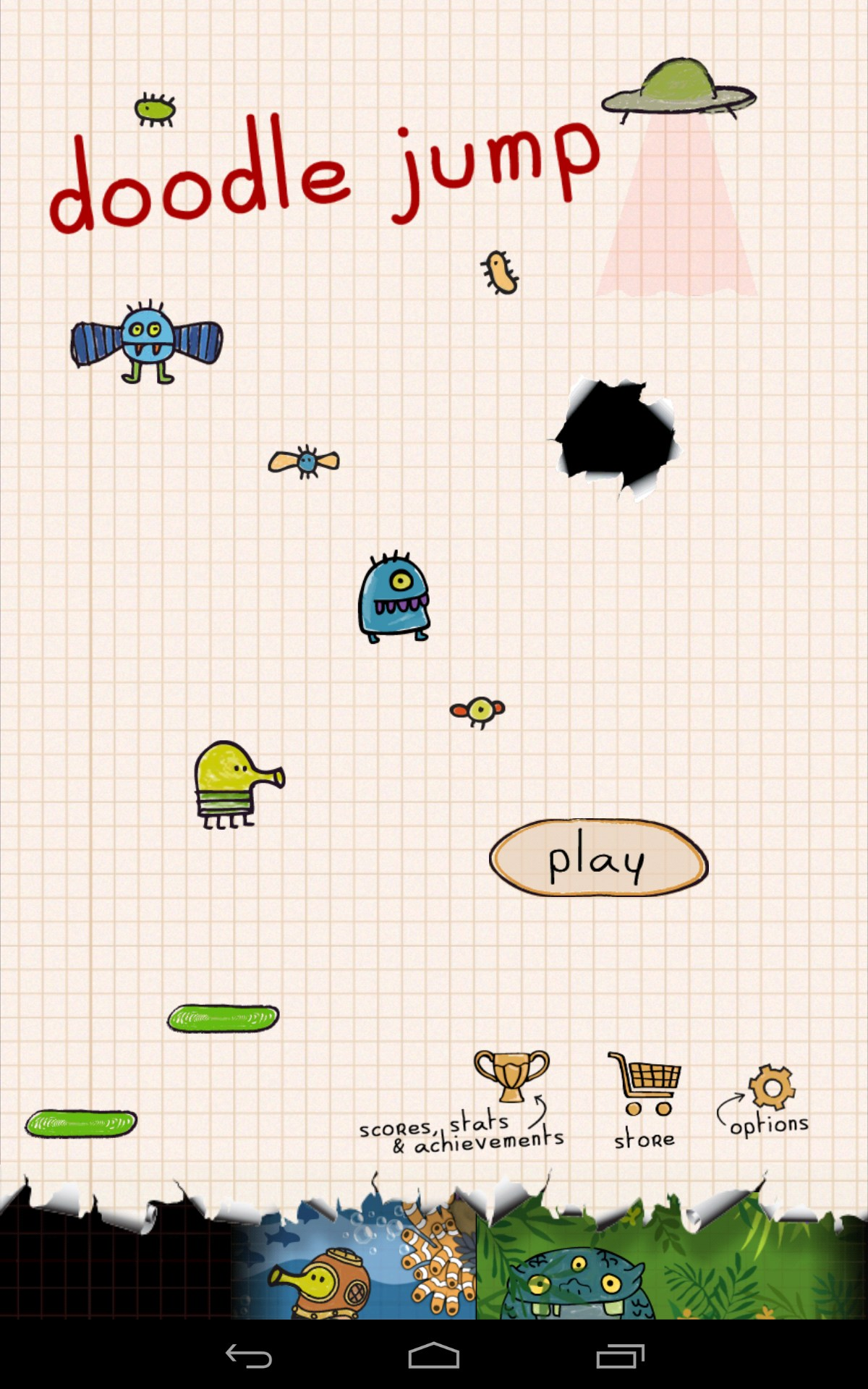 doodle jump free doodle jump disponibile il gioco gratuito doodle jump pc link free no ads. Black Bedroom Furniture Sets. Home Design Ideas
