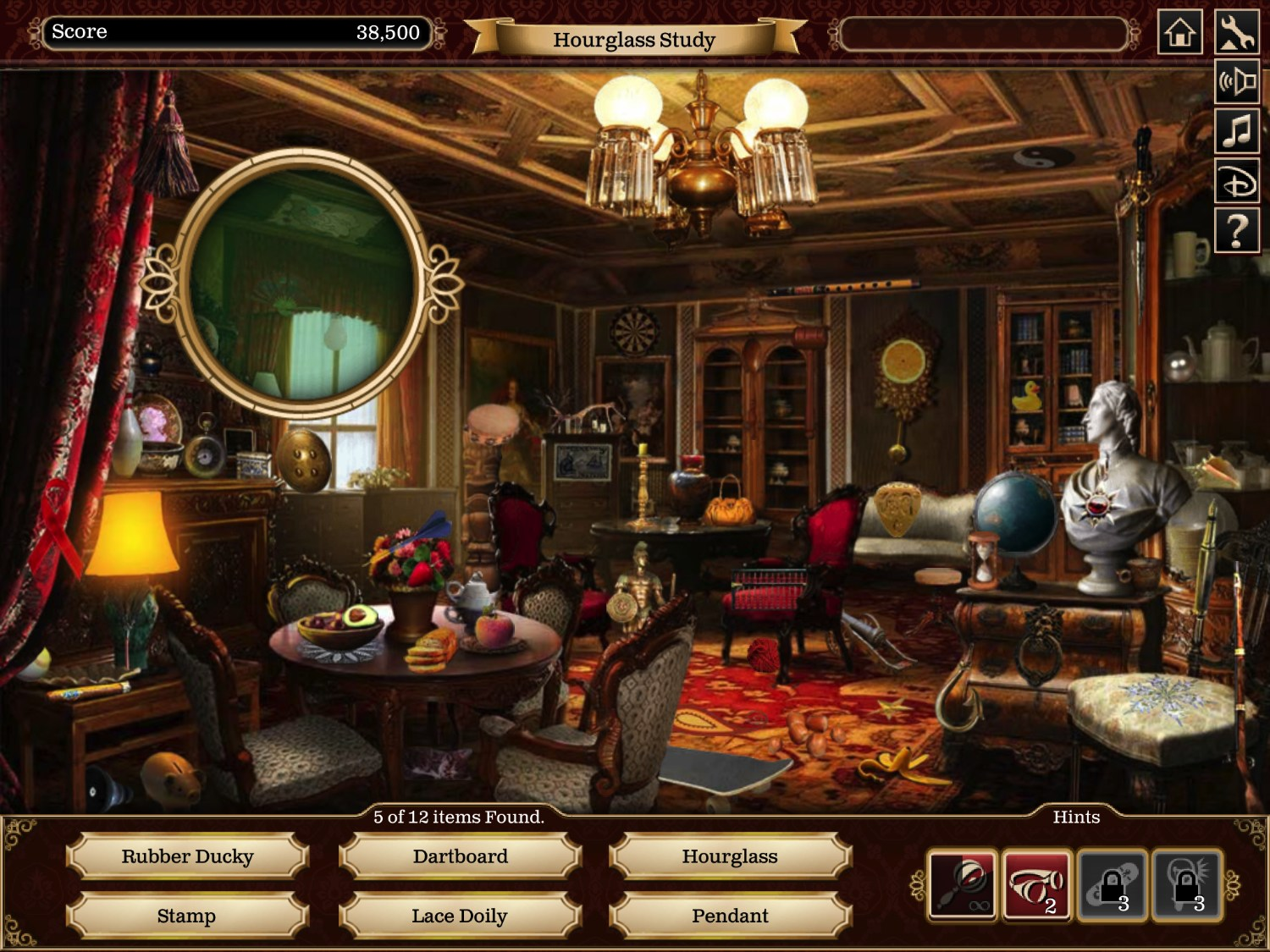 Hidden Objects: Gardens of Time — Travel through time and look for ...