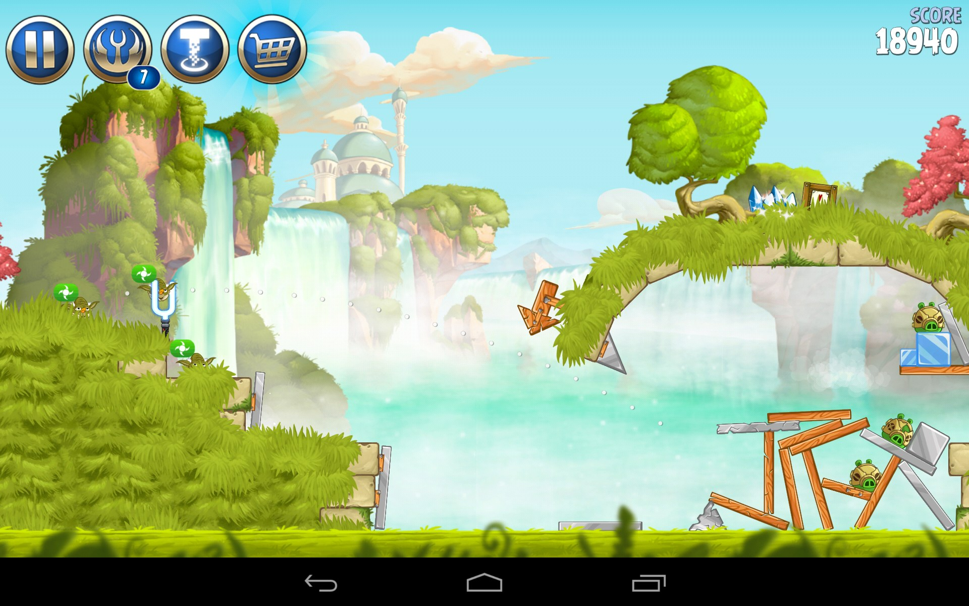 Angry Birds Star Wars II 1.9.25 para Android - Descargar