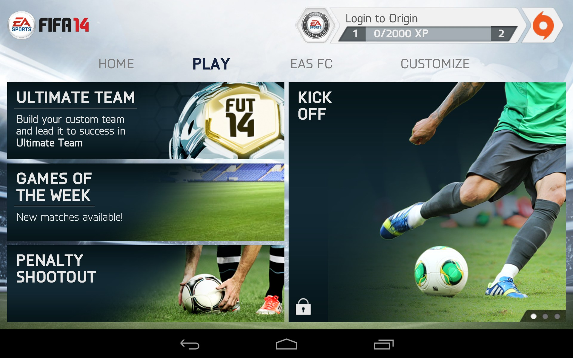 download ea games for android for free