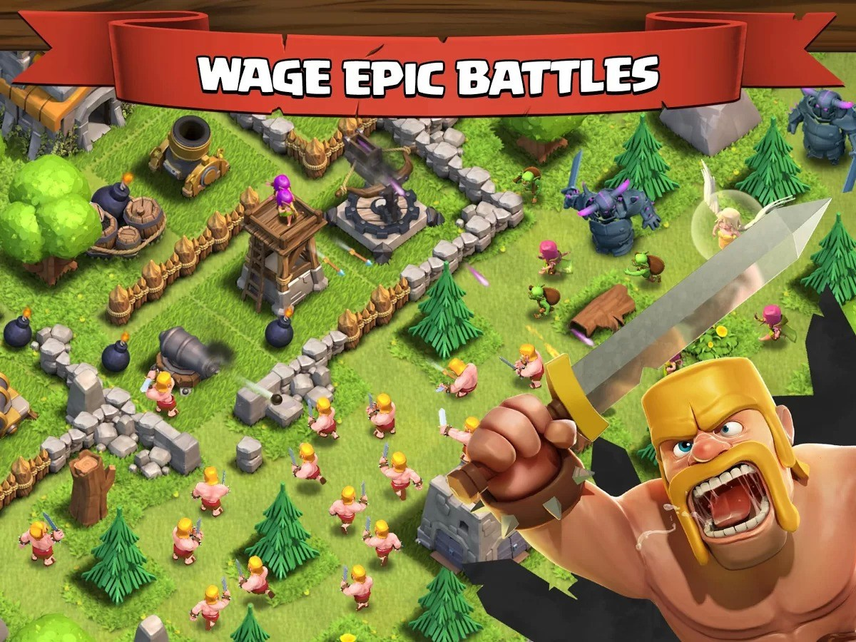 Permalink to Download Clash Of Clans Paradise