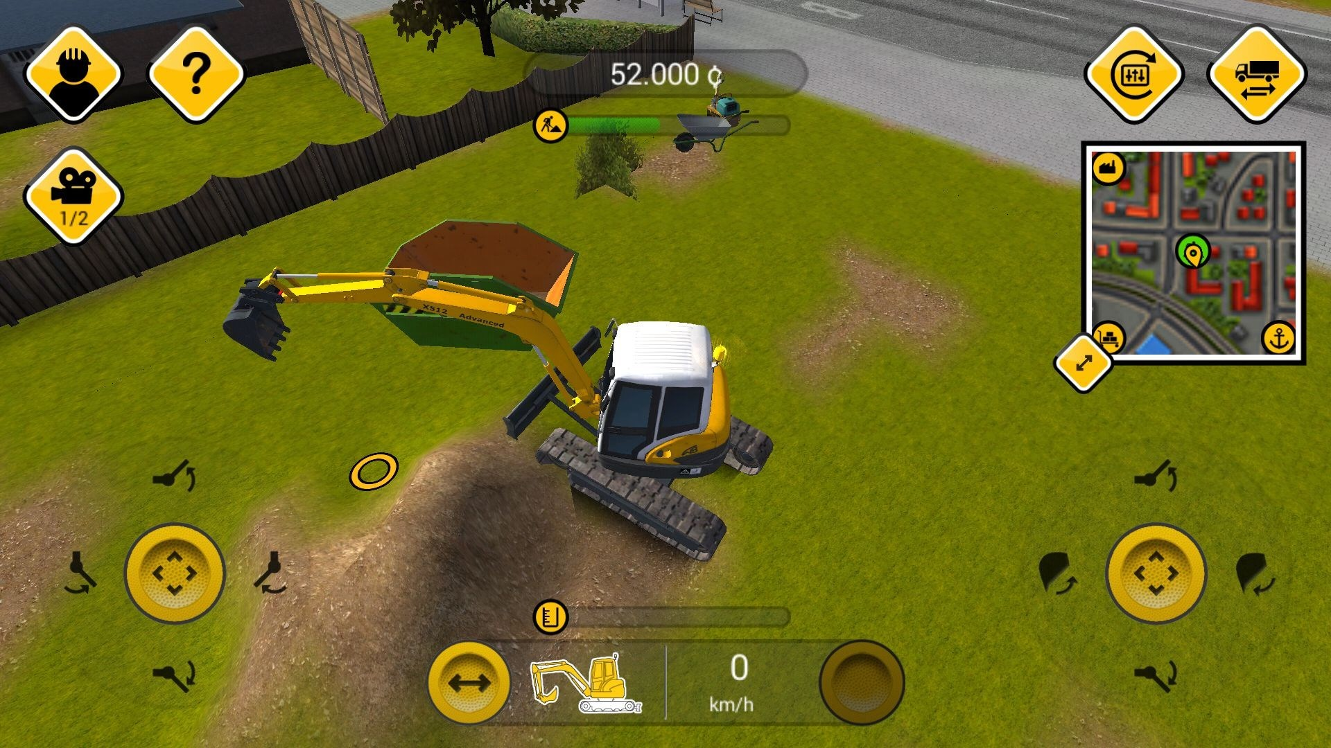 — the best construction equipment simulator