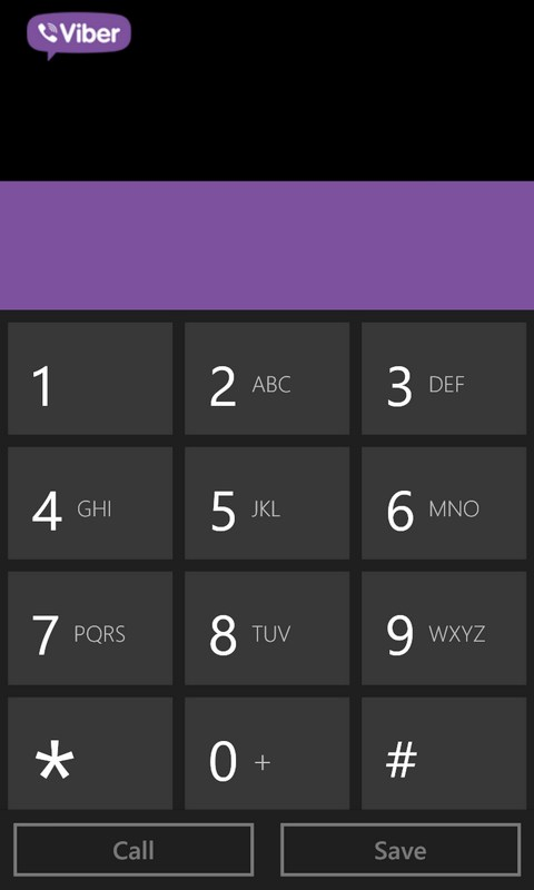Download Viber for Nokia on your E71 and E72 mobile phones