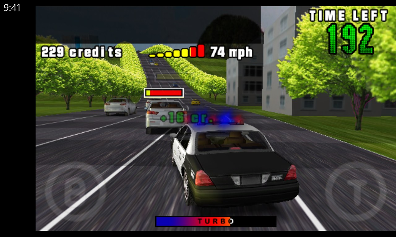 Car Chase Games: Games For Windows Phone
