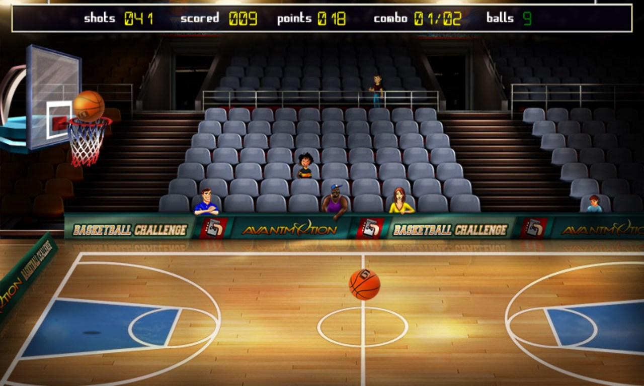 Basketball Challenge Games For Windows Phone Free