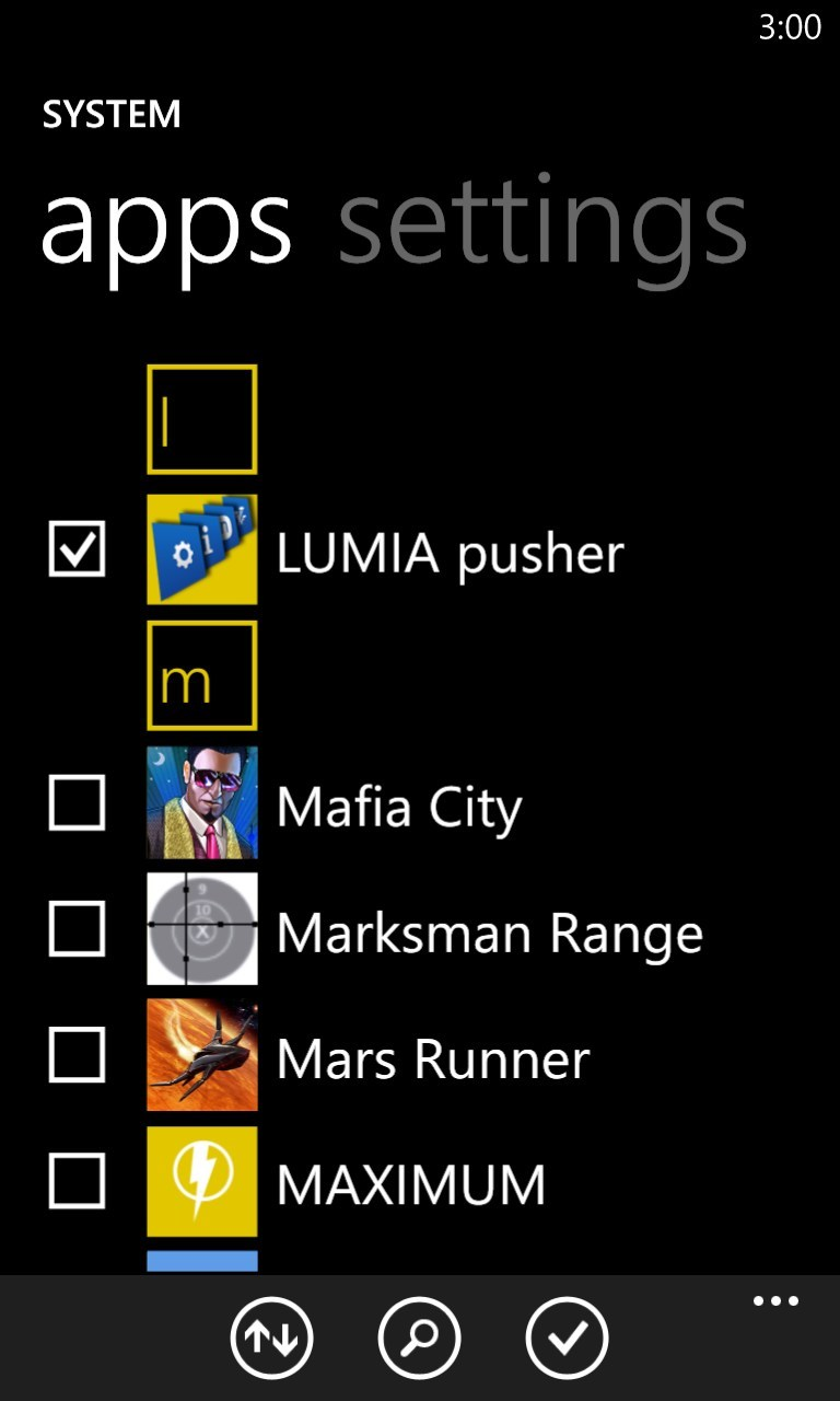 nokia lumia own number