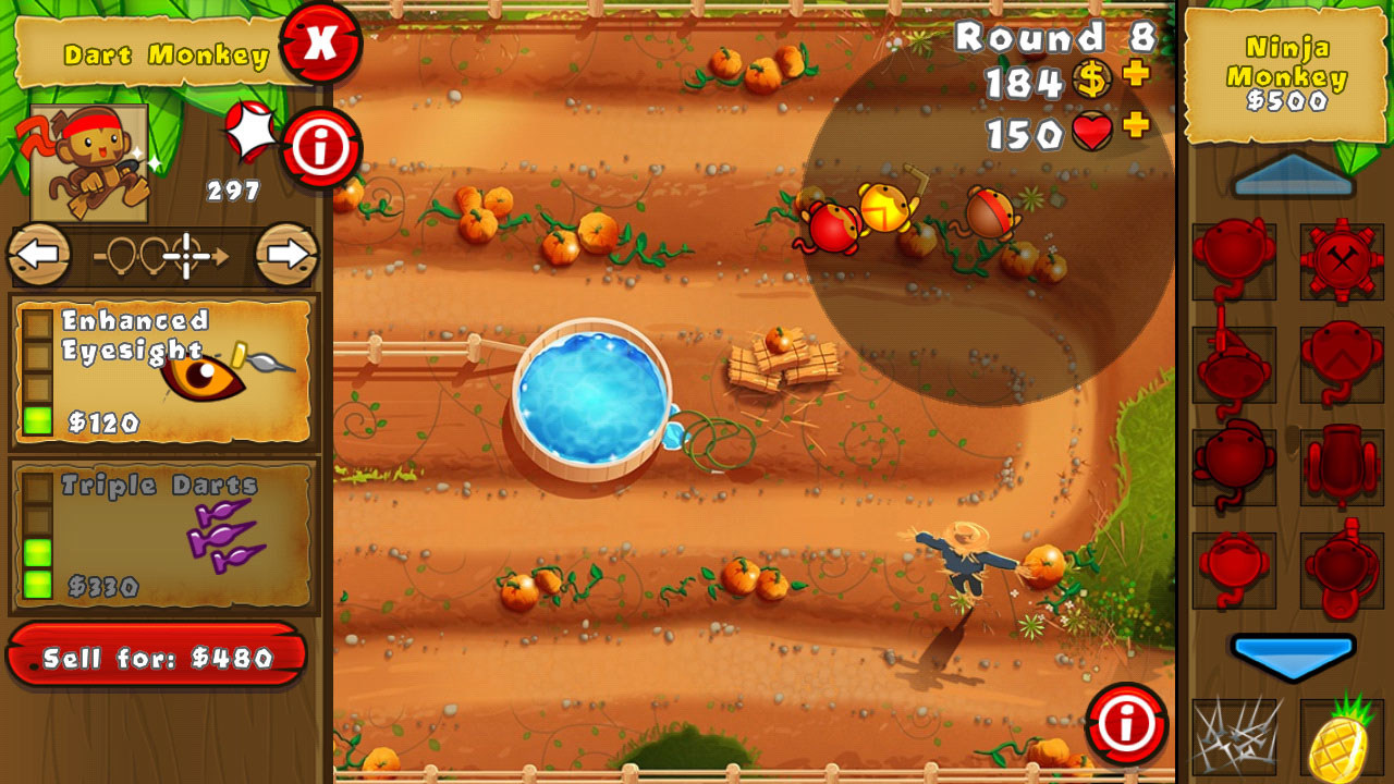 Bloons TD 5 – Games for Android. Bloons TD 5 – Fancy tower ...
