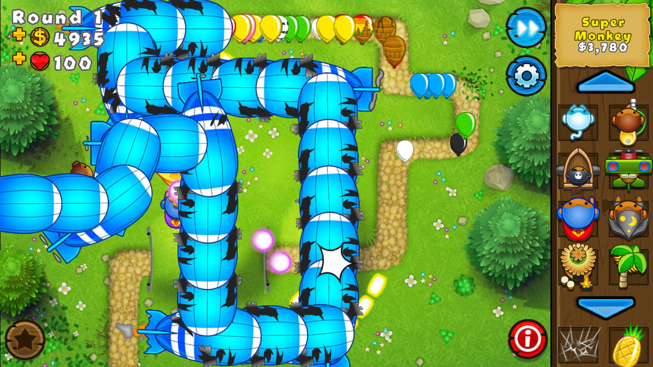 Bloons TD 5 – Games for Android. Bloons TD 5 – Fancy tower defense ...