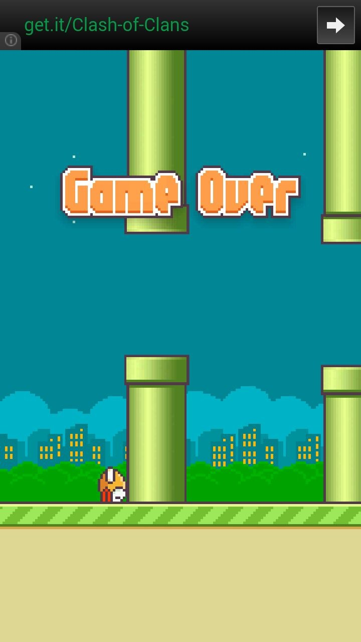 how to play flappy bird on egrip 2