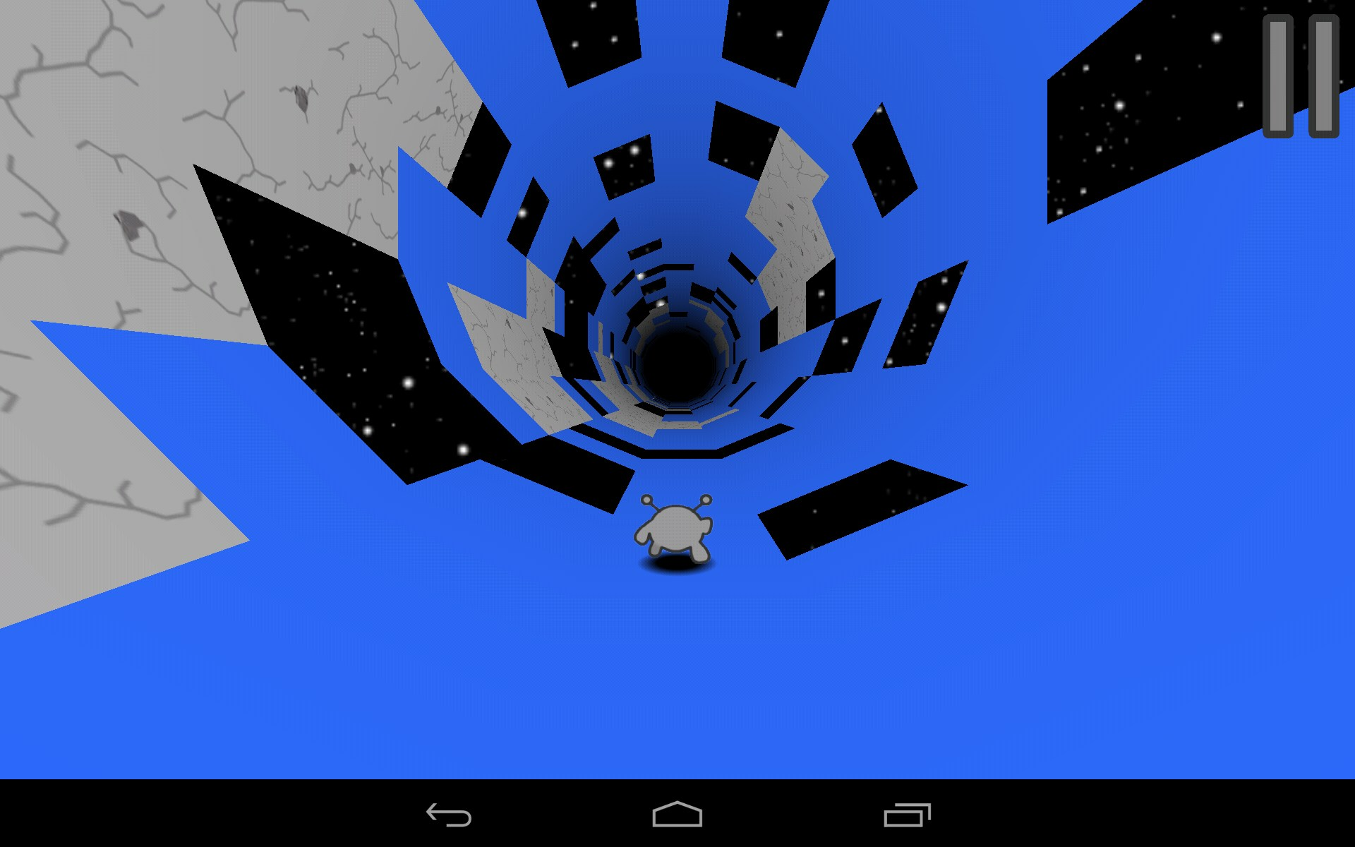 space runner game