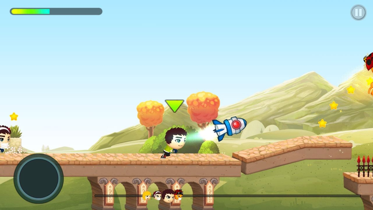 Battle Run S2 – Games for Android – Free download. Battle ...
