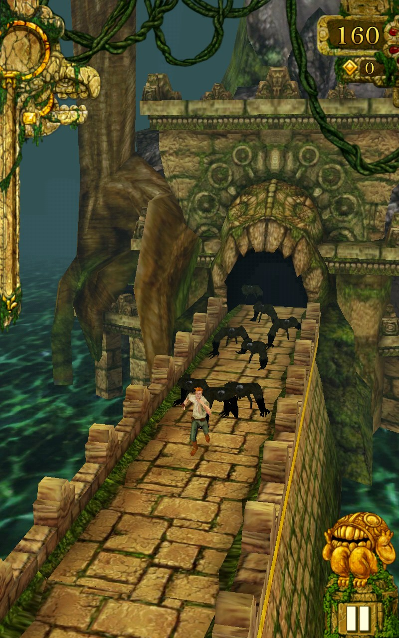 download temple run for galaxy y young
