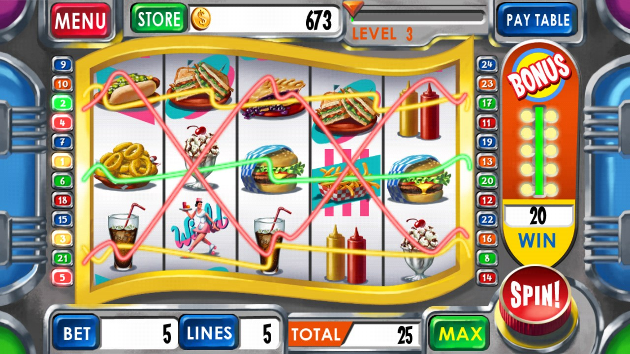 slot machine gratis español
