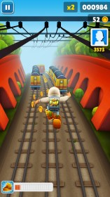 Subway Surfers do LG E400 Optimus L3