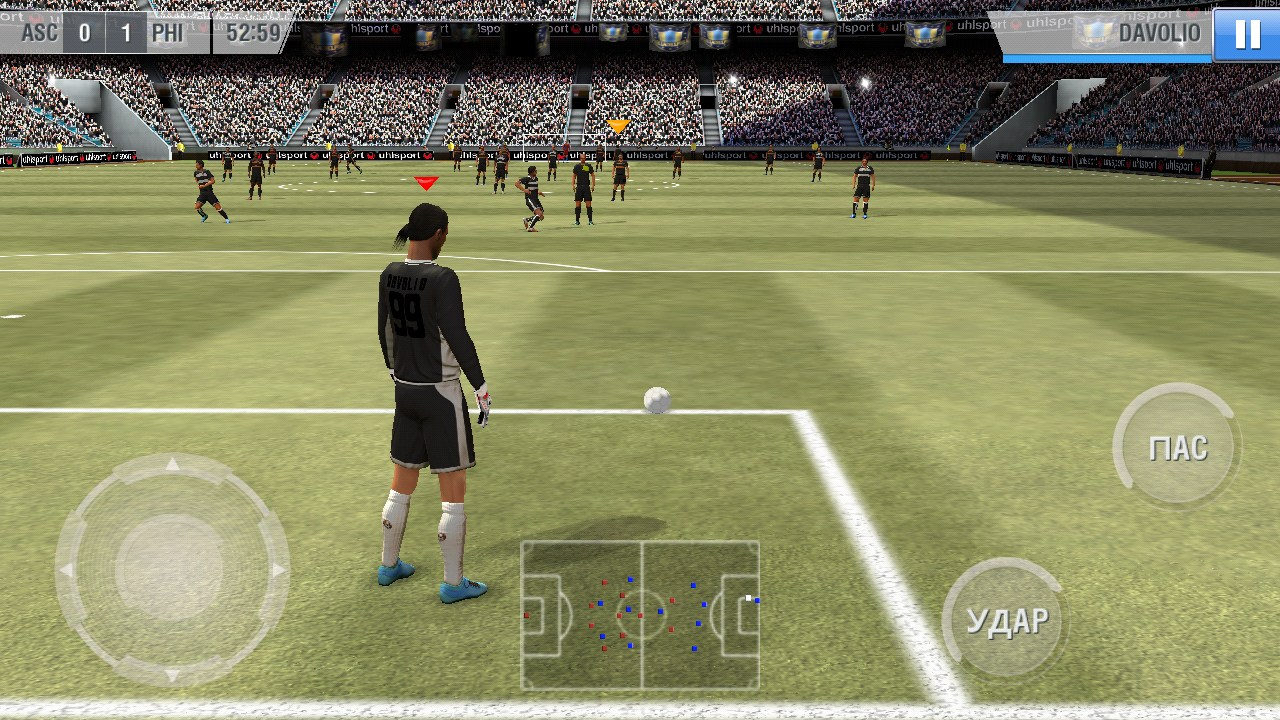 download real football 2012 hd apk