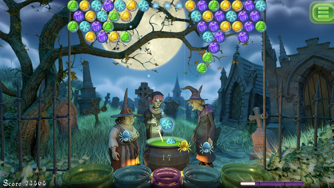 bubble witch free