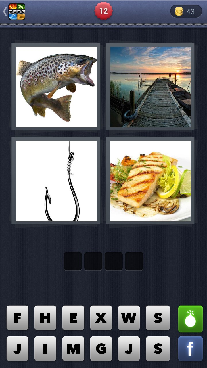 4 Pics 1 Word Online - Play 4 Pics 1 Word Online Game Free